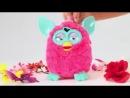 Интерактивная игрушка Furby Ферби с хохолком