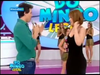 ����������� Gaby Spanic �� Domingo Legal